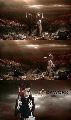 clockwork couture promo