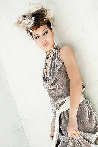 Fashion Shoot at Wiltern Theater