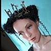 """Venus Wept shoot for """"Steampunk Cinderella"""""""