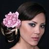 Polly classic makeup shoot