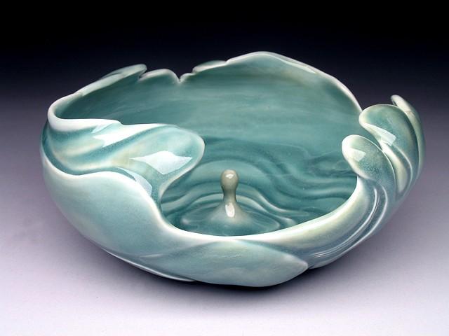Water Drop Bowl #1