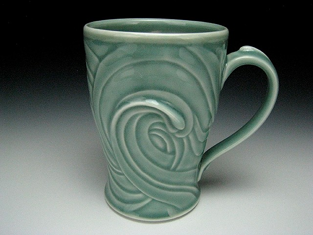 Movement Blue Yee Mug I