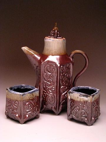 Slab Teapot #1