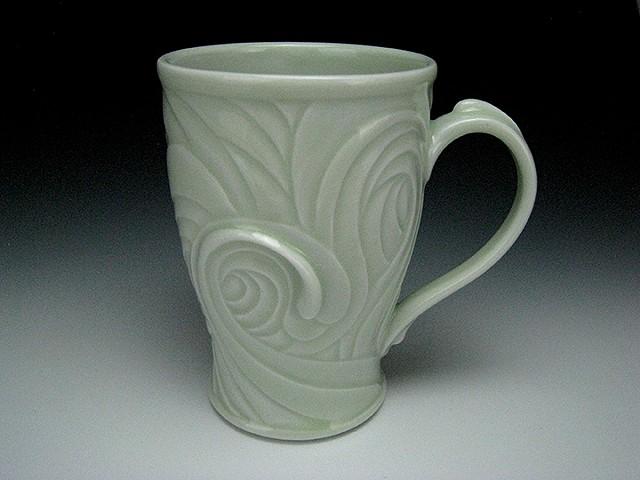Movement Green Mug II