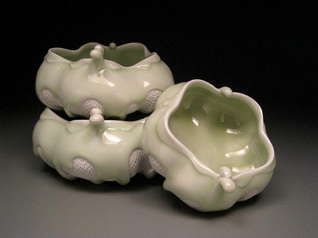 Water Ripple Bowls I