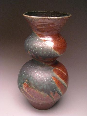 Coil Pinch Vase