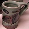 Slab Tea Pot Set #5