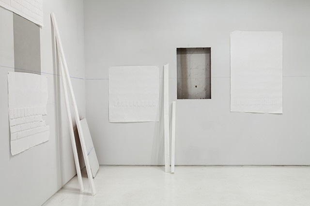 Renovation (installation view)