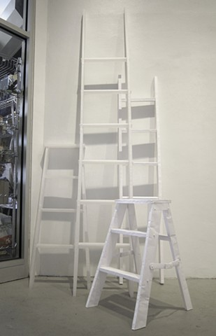 Ode to Essex Street Market (Ladders)