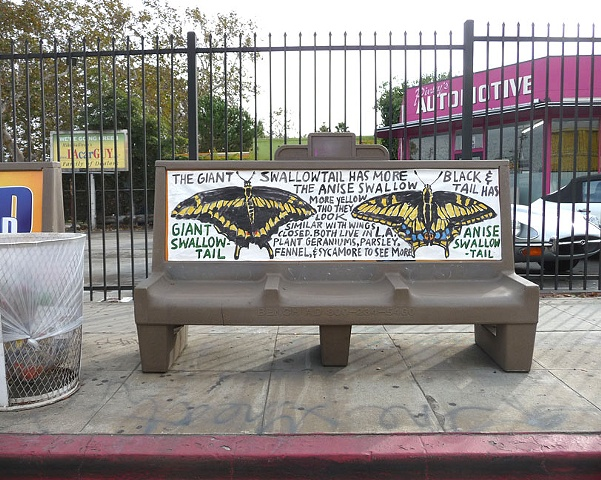 BUTTERFLY BUS STOP