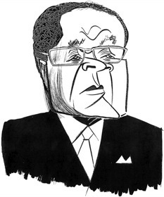 President Robert Mugabe of Zimbabwe, Talk of the Town, The New Yorker