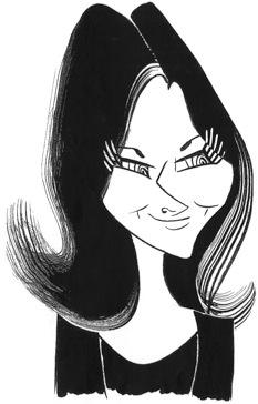 Carla Bruni by Tom Bachtell; The New Yorker; Lizzie Widdicombe