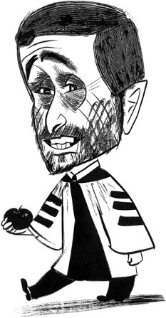 President Mahmoud Ahmadinejad of Iran