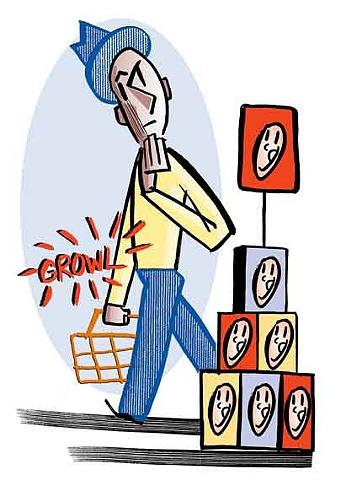 Savvy Shopper Mood Alert
