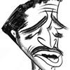 Sammy Davis, Jr. by Tom Bachtell