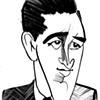 J.D. Salinger by Tom Bachtell