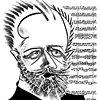 Tchaikovsky by Tom Bachtell