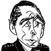 General David Petraeus by Tom Bachtell