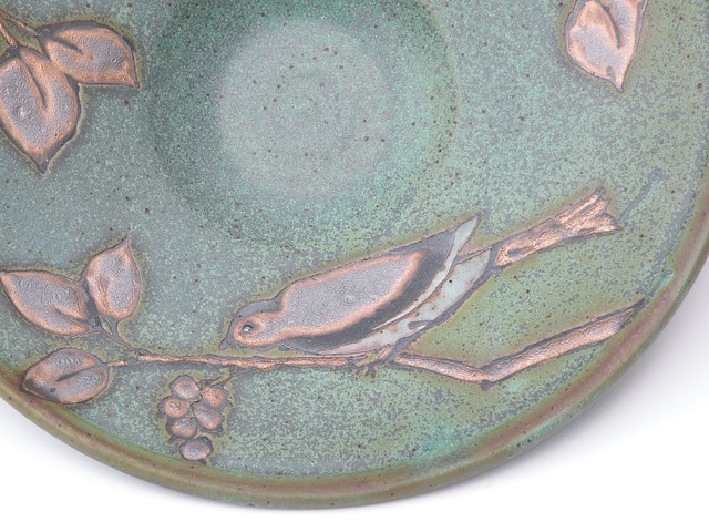 Another closeup of bird plate 2