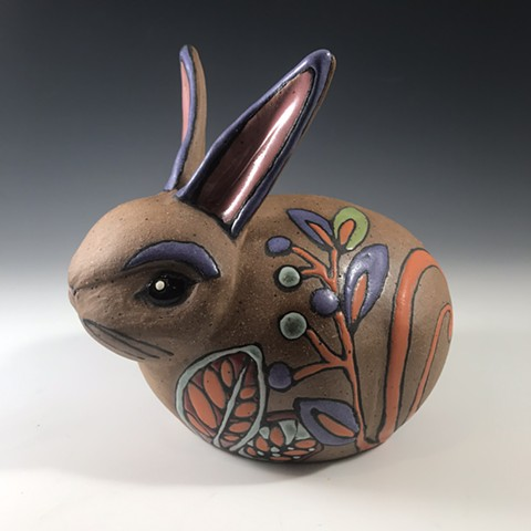 SOLD Bunny Sculpture