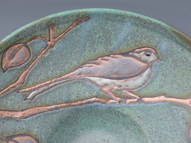 Closeup of Bird Plate 2