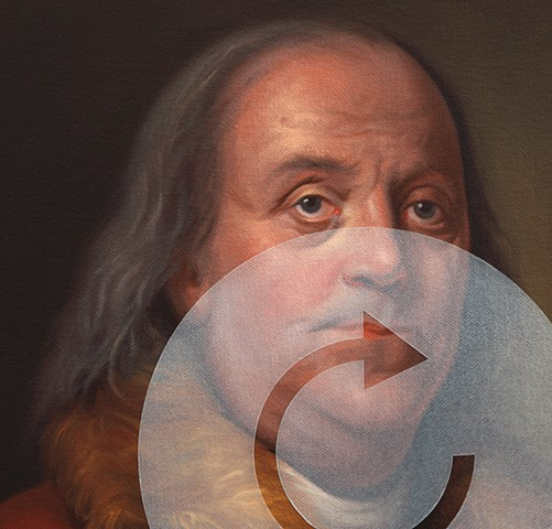 Benjamin Franklin: Panic Five (A Much Needed Refresh), detail