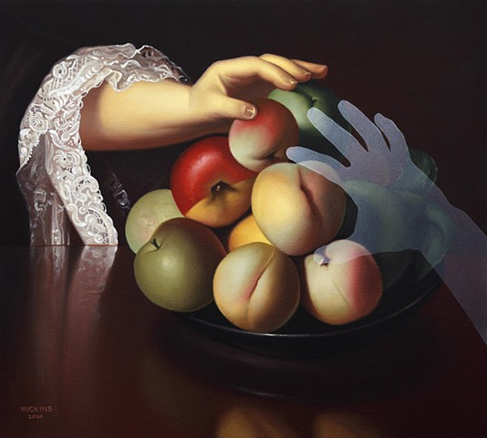 (Lady With A Bowl Of Fruit)