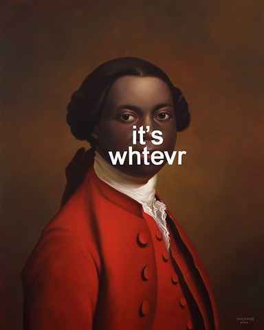 Ignatius Sancho: It's Whatever