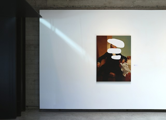 "Installation View ""Fool's Gold"""