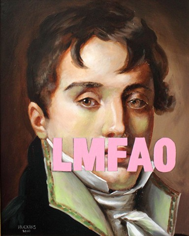 INGRES: Laughing My Fucking Ass Off