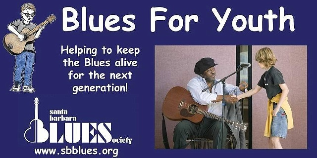Blues For Youth banner