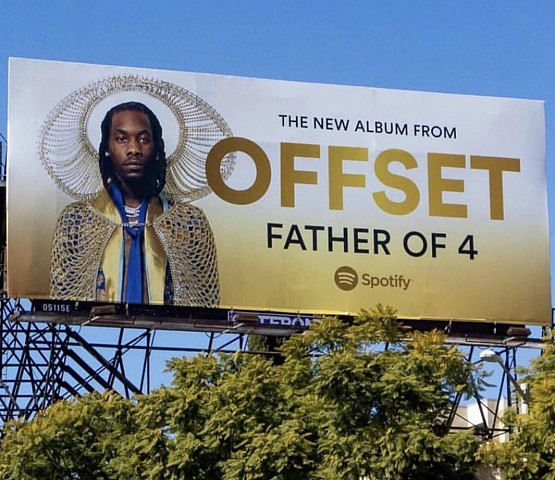 Pep Williams Shoots Offset for Spotify