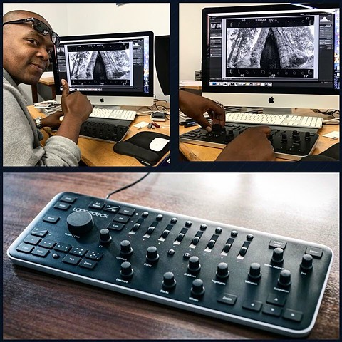 Pep Williams Featured on LOUPEDECK.