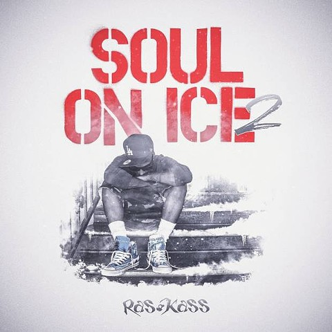Ras Kass - Soul On Ice 2 Album cover.
