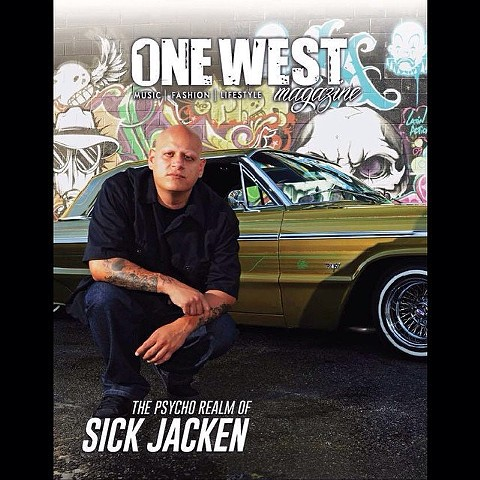 "One West Magazine - ""Sicj Jacken"" Photo: Pep Williams"