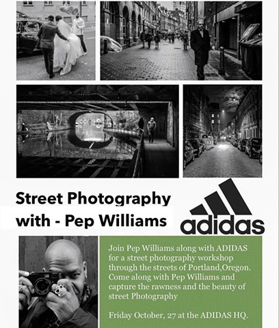 Pep Williams 3 Photography WorkShop in Furth, Germany 2017