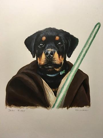 Jedi Ruby