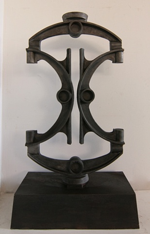 cast iron art