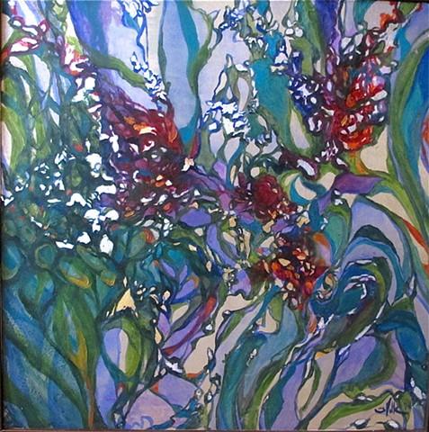 Water Bouquet #1