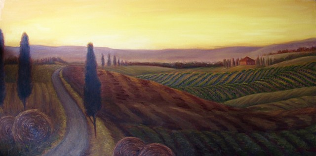 Tuscan Escape