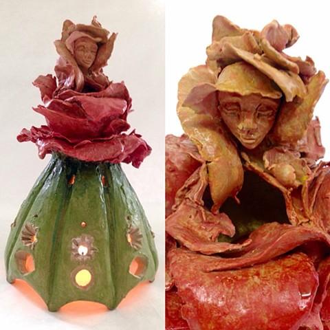 Garden Fairy Lantern
