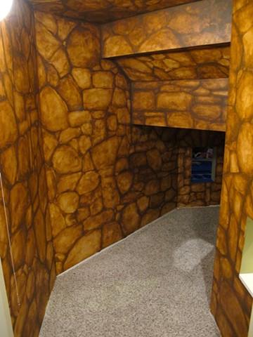 Magical Castle (inside the castle detail)