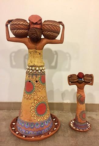 Goddesses (back)