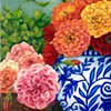 Blue Vase Study
