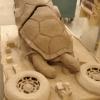 Turtle Wax Sculpture (in progress)
