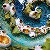Barnacle Bowl detail