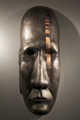 cast aluminum, foundry, modeling, figurative, sculpture, art