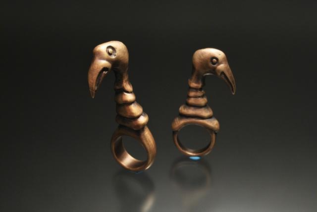 Vulture Rings