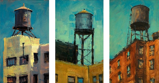 Water-tower Series