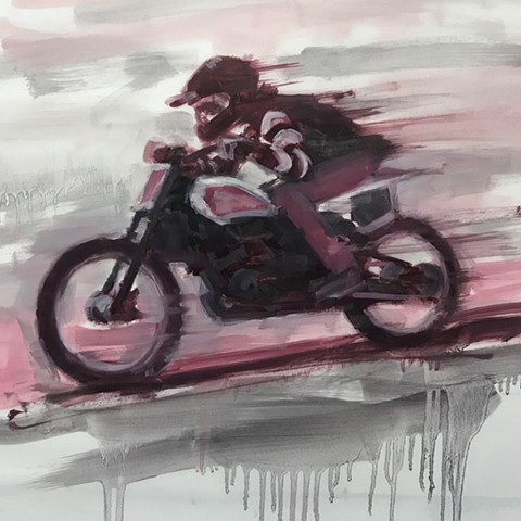 Motorcycle Oil Study